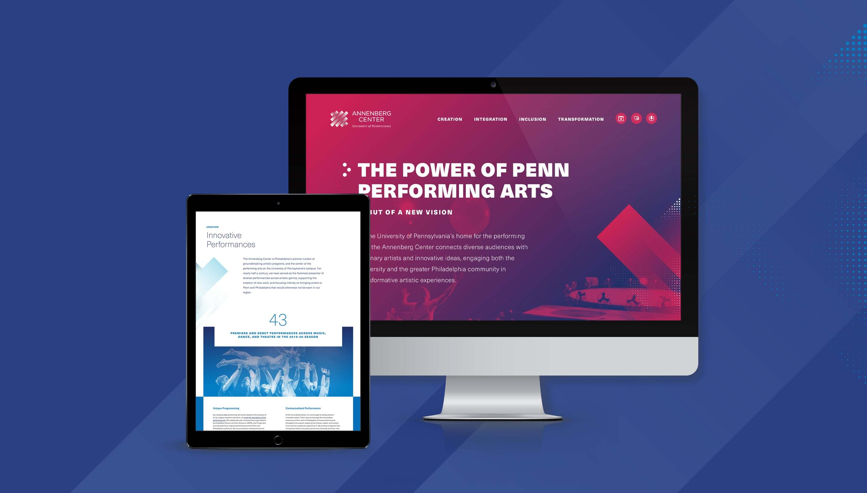 Annenberg landing page devices fullwidth