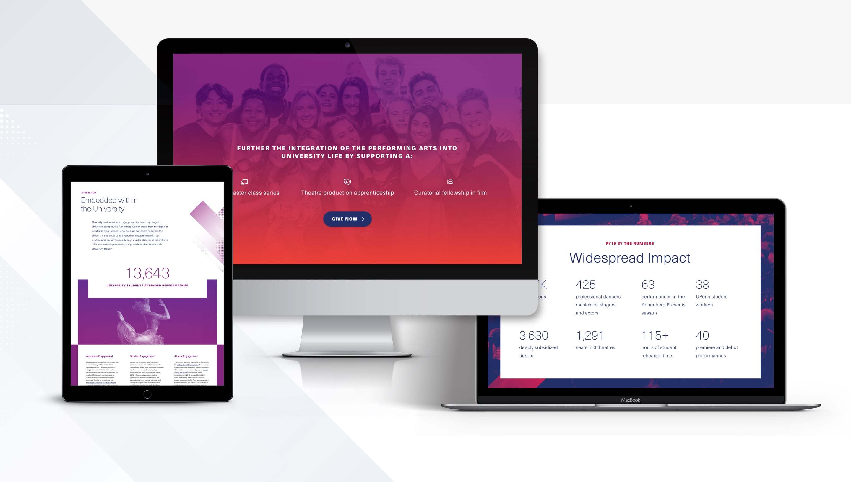 Annenberg landing page interiors devices fullwidth