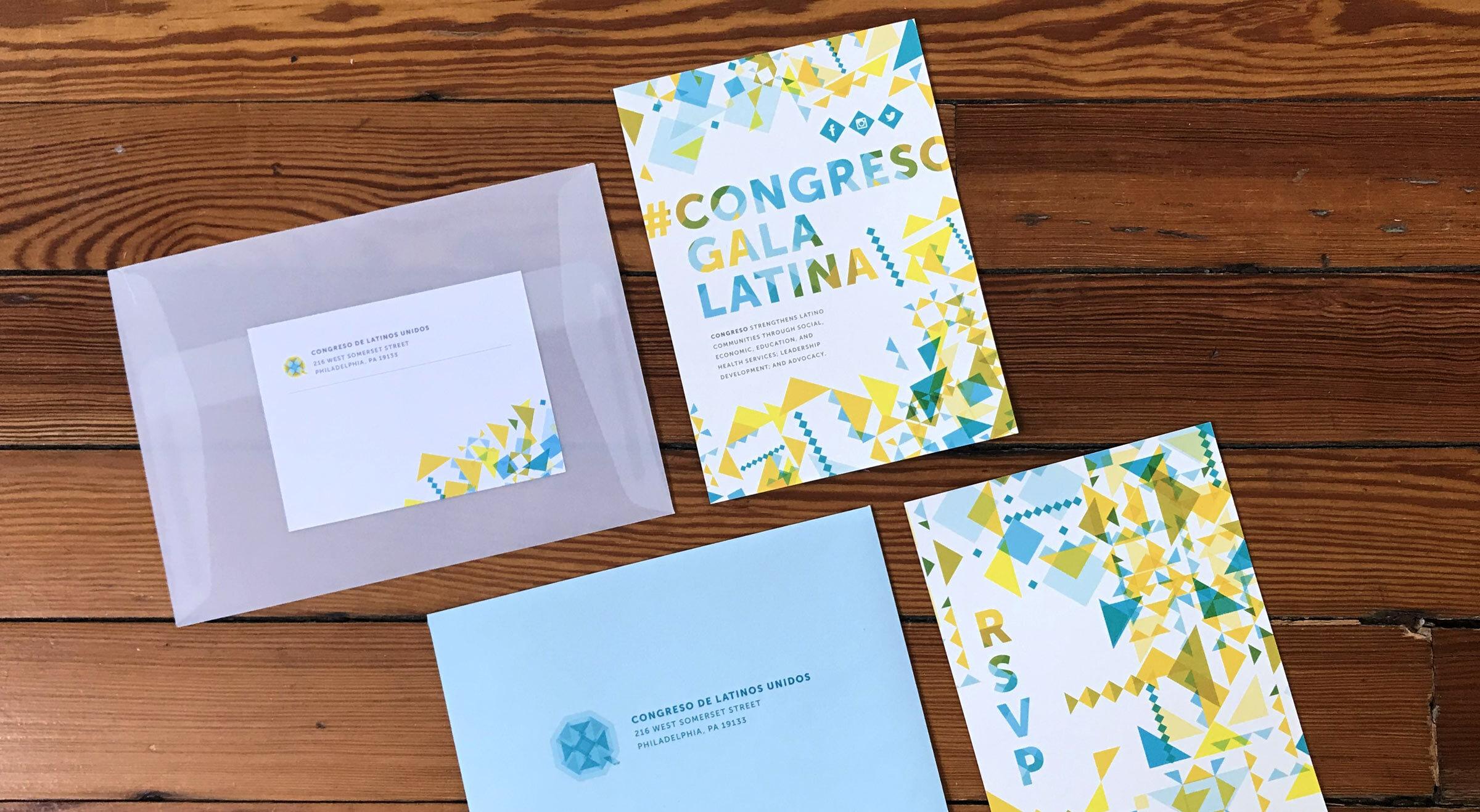 Congreso Quito Cards
