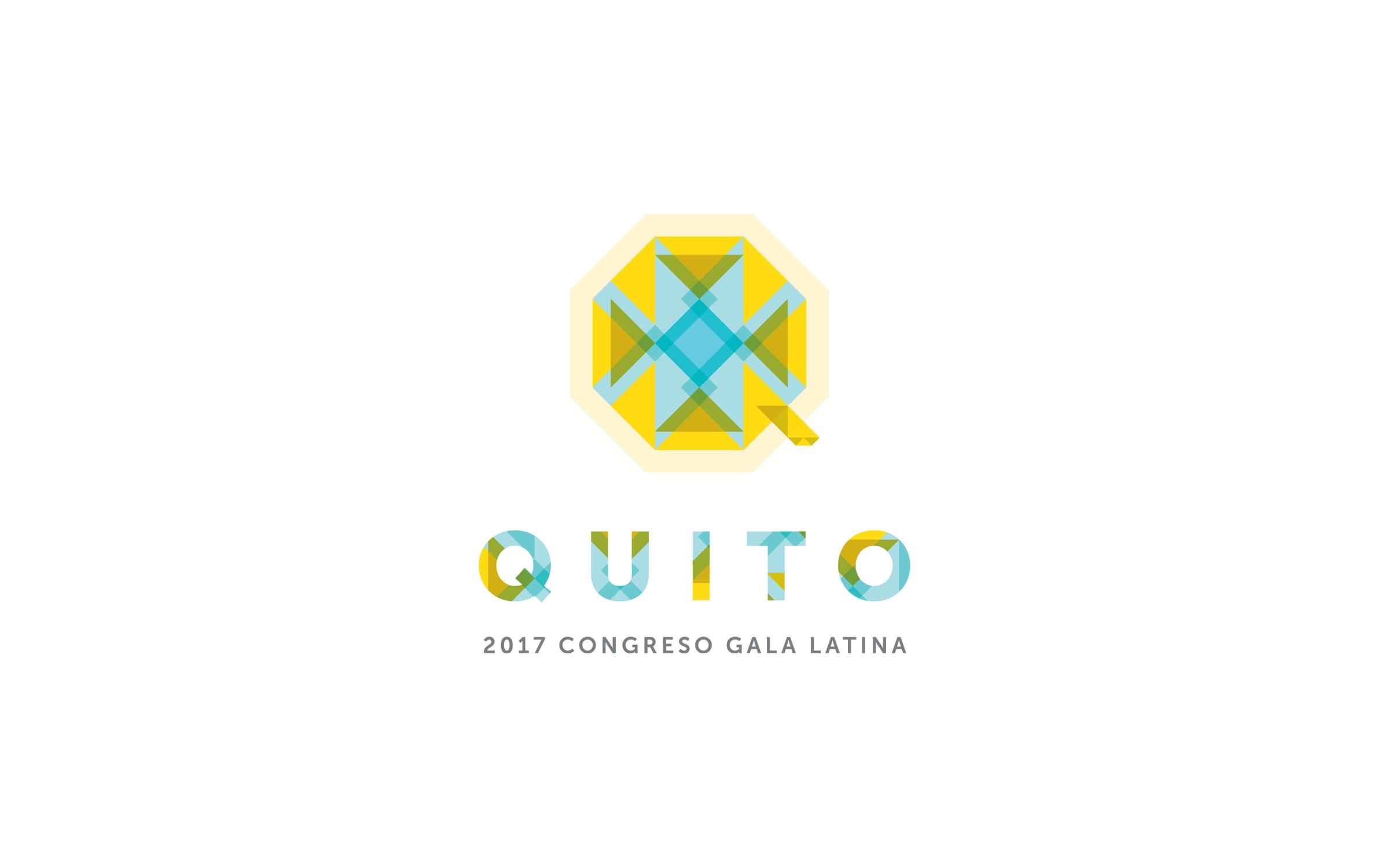 Congreso Quito Gala Logo