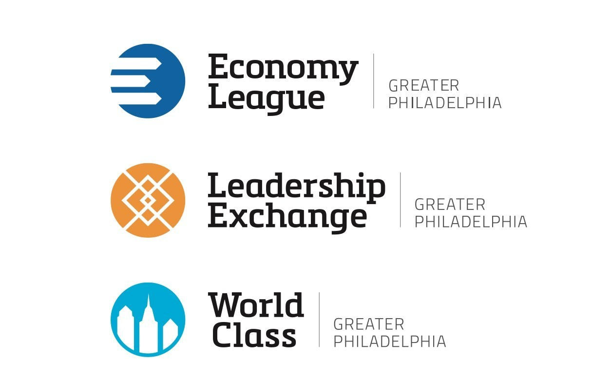 Economy League Logo System