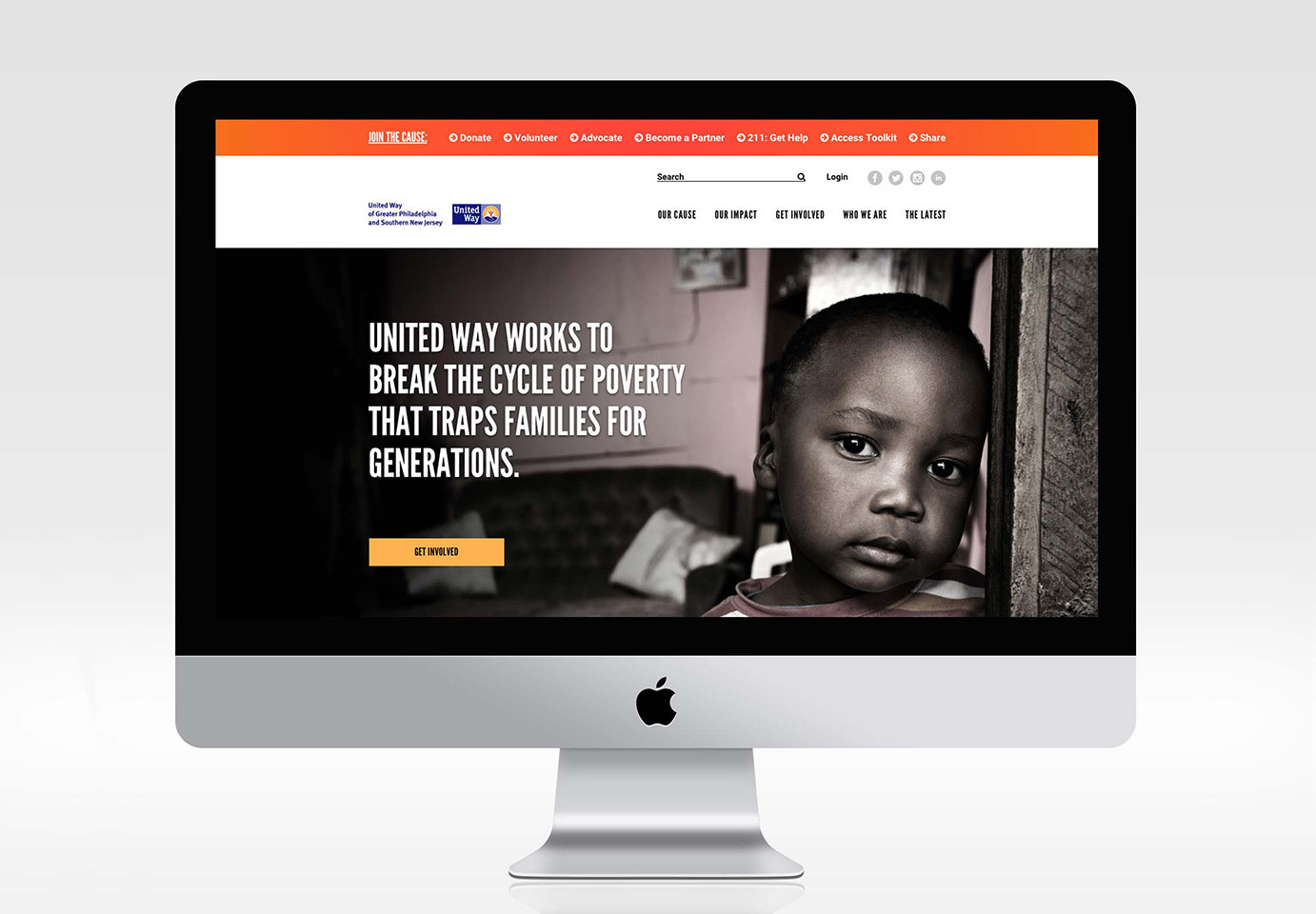 Featured Image for United Way Website Strategy, Design & Development Project
