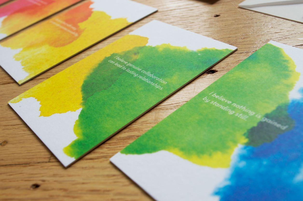 Kelly Hennigan Photography Business Cards