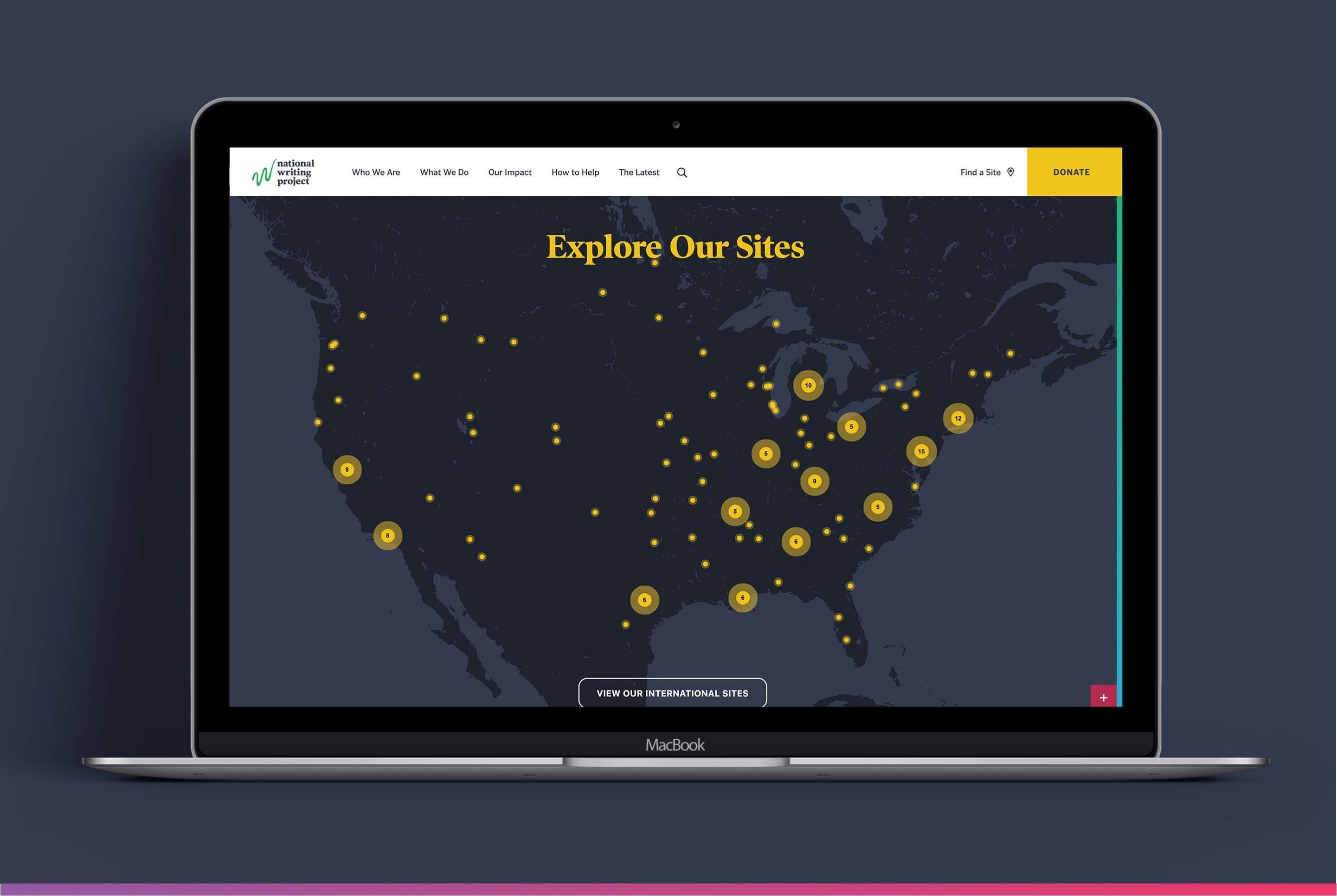 Nwp website laptop carousel map