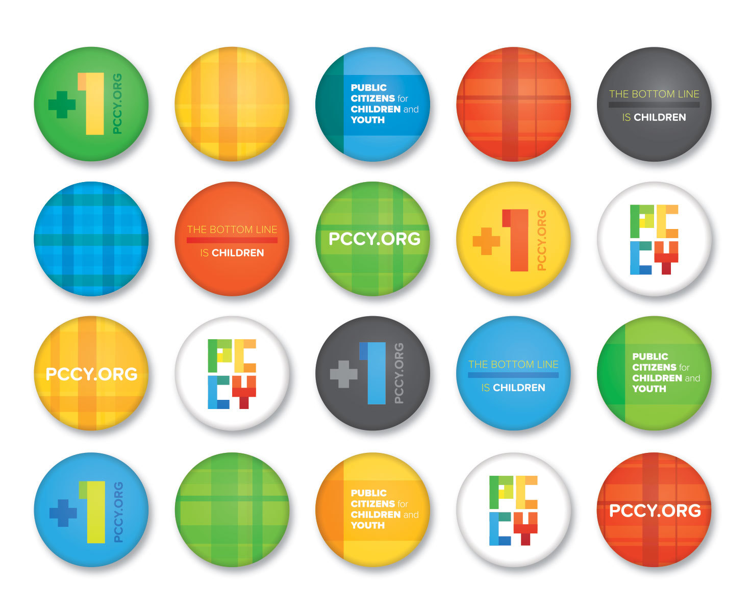 Pccy Collateral Buttons