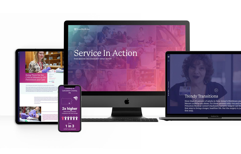 Penn med website devices