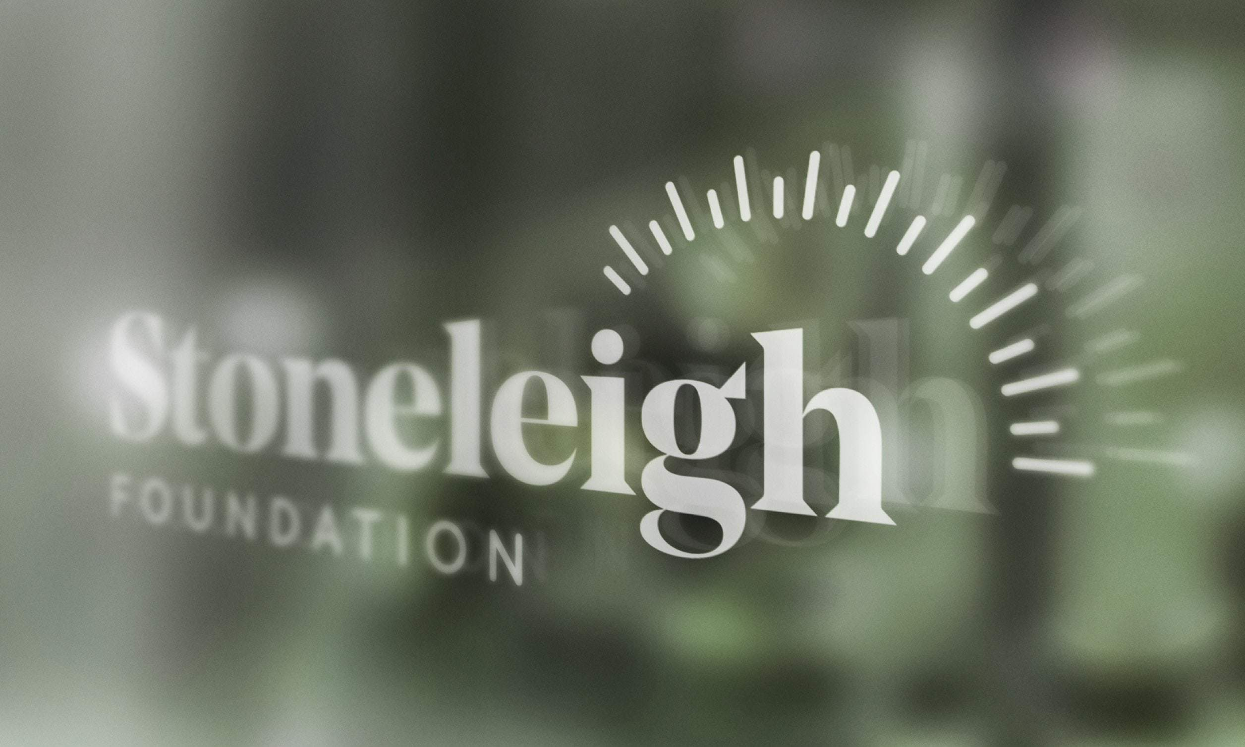 Stoneleigh Logo Window Inline
