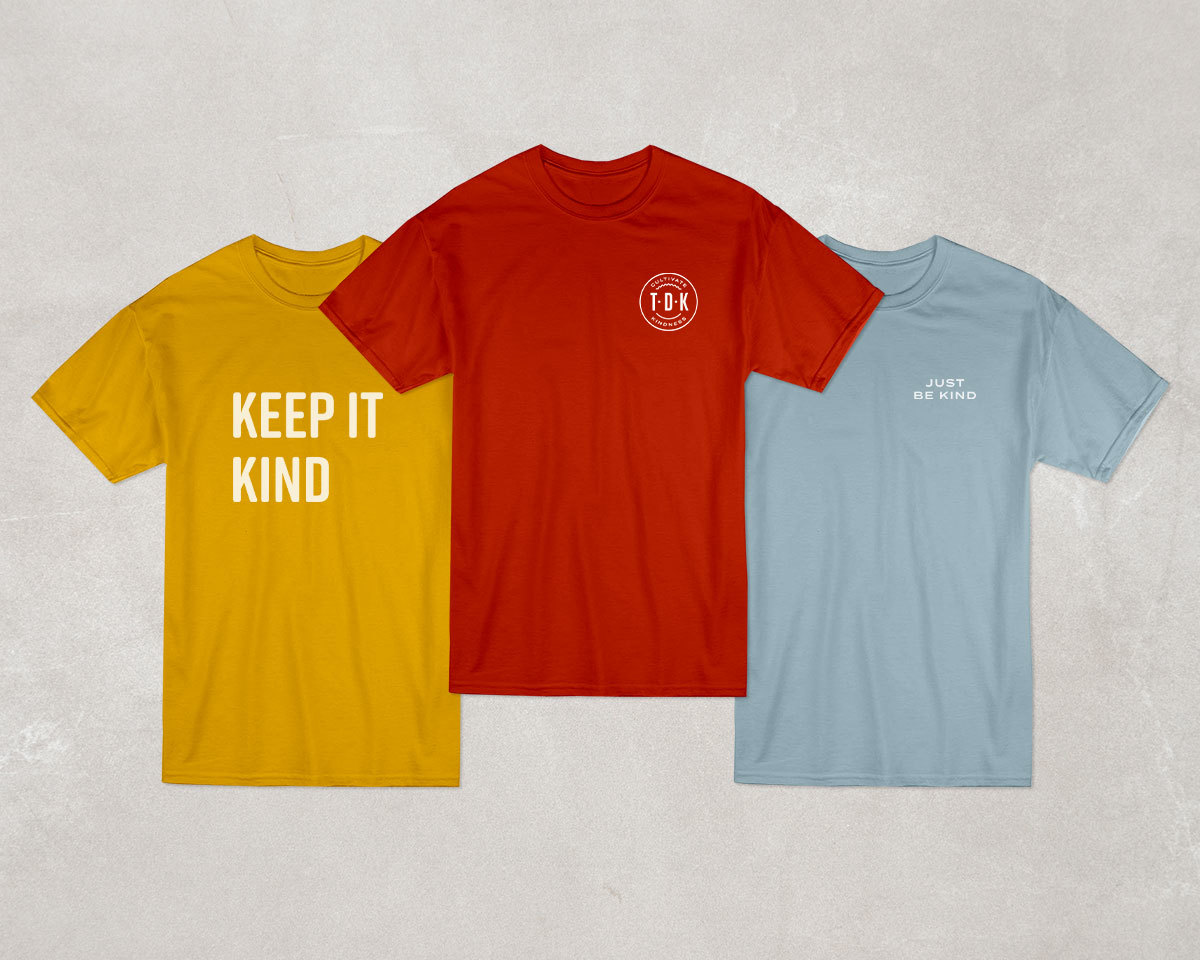 The Daily Kind Tshirts 1 Slider