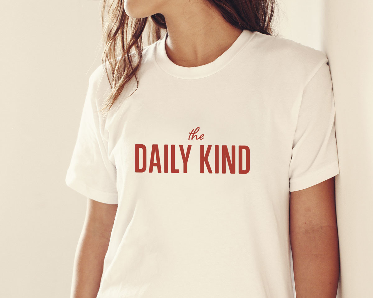 The Daily Kind Tshirts 3 Slider
