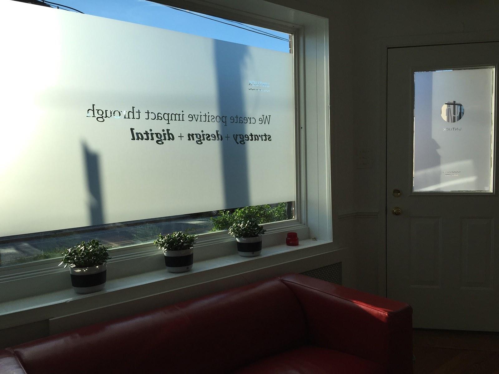 Untuck front window - strategy, design, digital